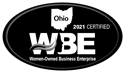 WBE Certification Badge 2021